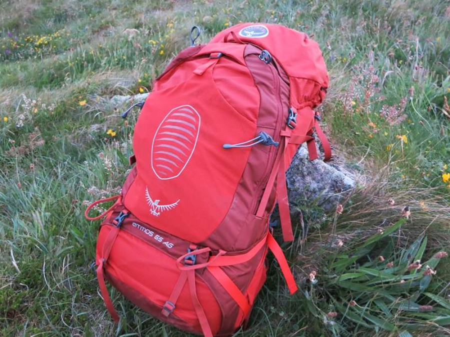 Osprey Atmos AG 65 tested and reviewed