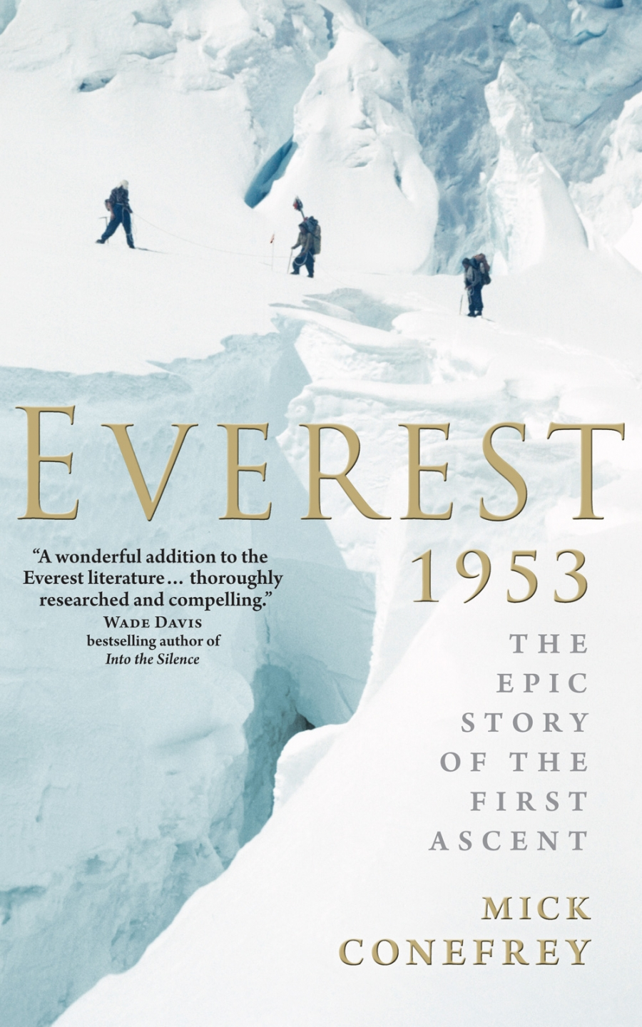 Everest 1953 by Mick Conefrey reviewed