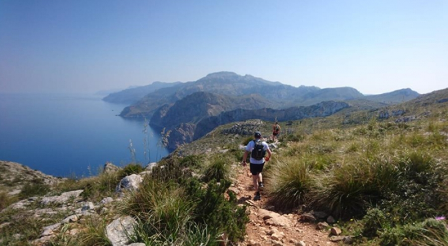 Running the Drystone Route - Mallorca's GR221