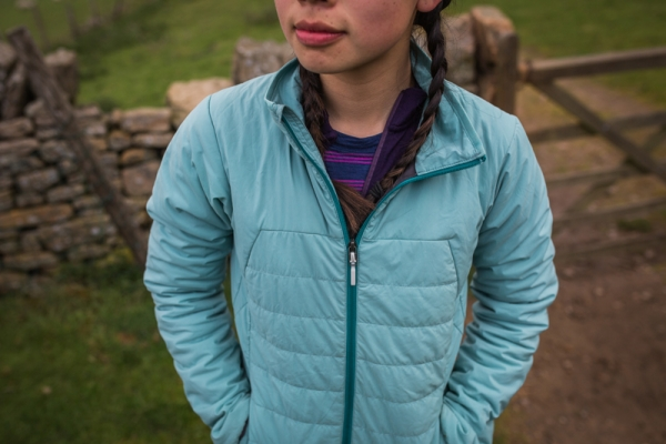 Black Diamond Women's First Light jacket tested and reviewed