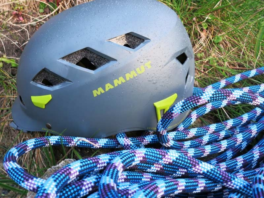 Mammut El Cap Climbing Helmet tested and reviewed