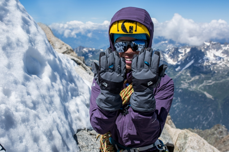 Mountain Equipment Women's Guide Gloves tested and reviewed
