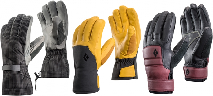 Everything you need to know about Black Diamond's new range of gloves