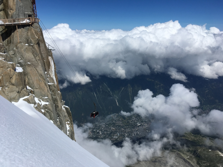 Package holidays with a difference - Chamonix adventures for everyone