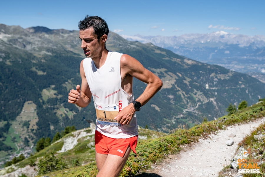 Kilian Jornet and Lucy Murigi defend their Sierre-Zinal titles