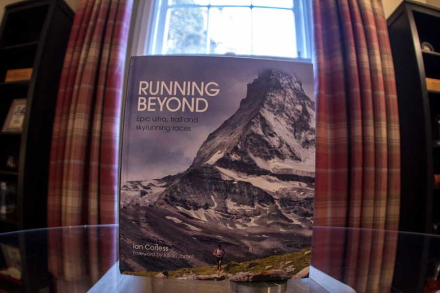 Running Beyond:Ian Corless book reviewed by James MacKeddie