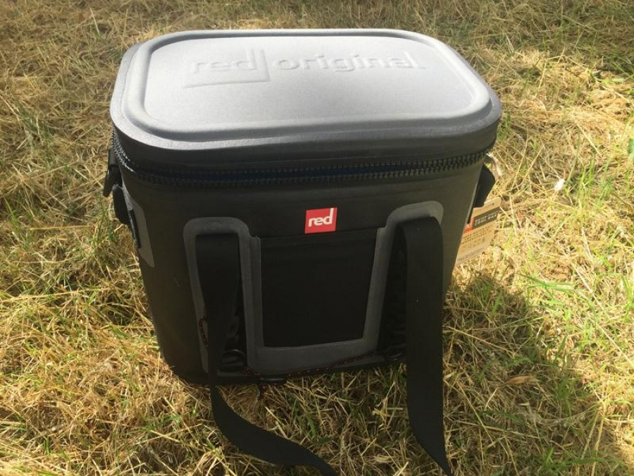 Red Original Watertight Cool Bag tested and reviewed