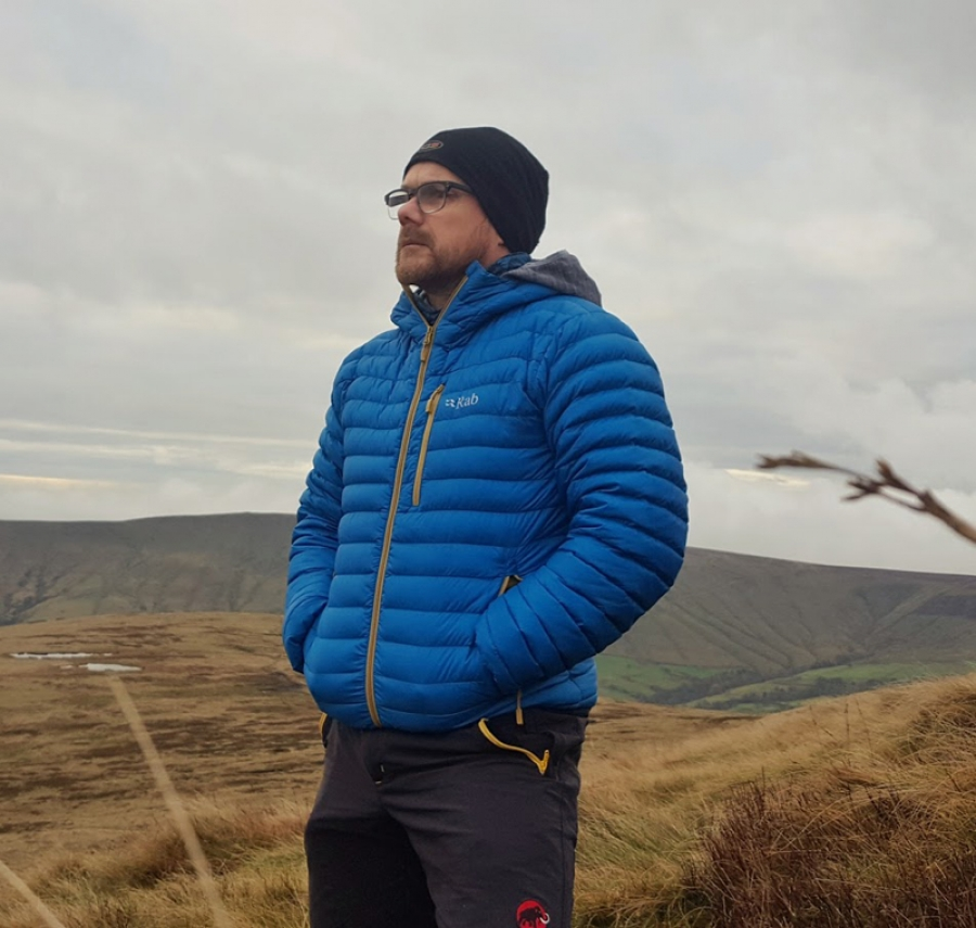 Rab Microlight Alpine Jacket tested and reviewed