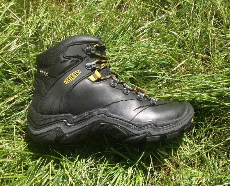 Keen Liberty Ridge boot tested and reviewed