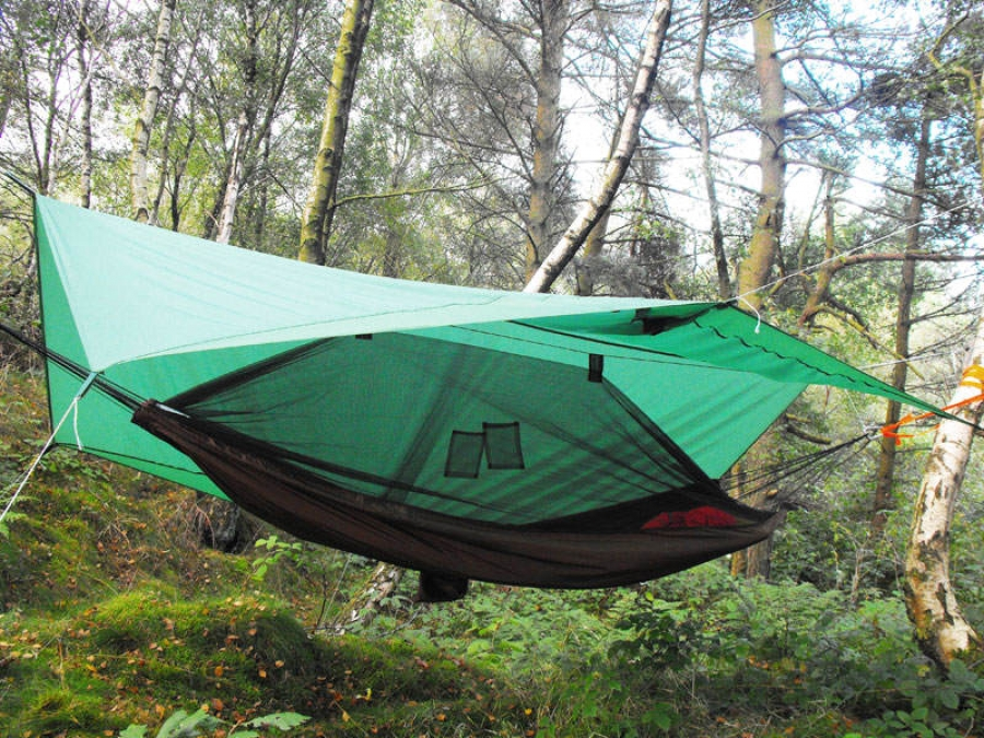 Amazonas Moskito-Traveller Pro Hammock tested and reviewed
