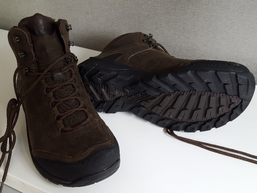 Teva Kimtah Mid eVent Leather: Tested & Reviewed