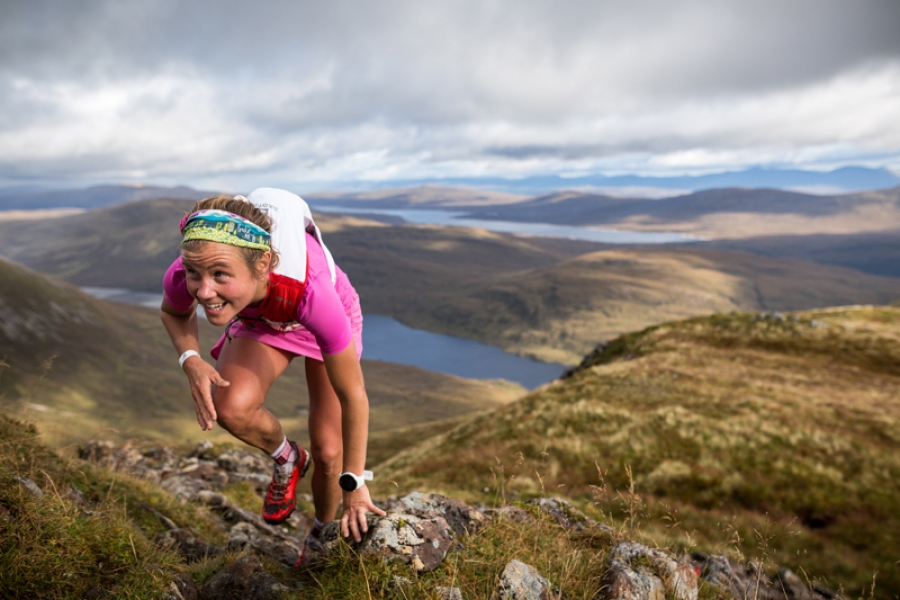 Scotland hosts thrilling four-day festival of Skyrunning