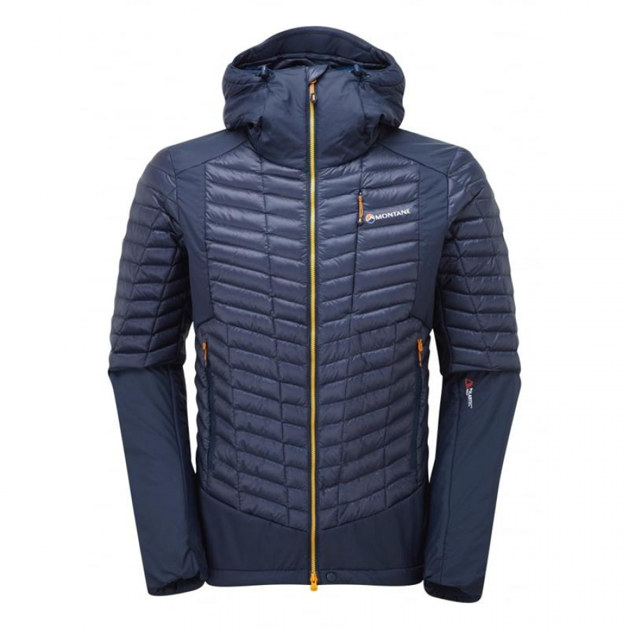 Montane Quattro Fusion Jacket tested and reviewed