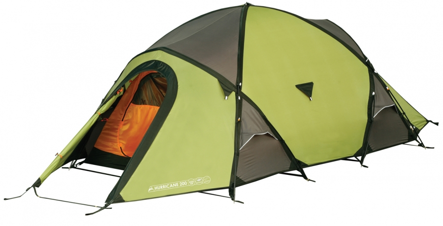 Vango Hurricane 200 tent reviewed