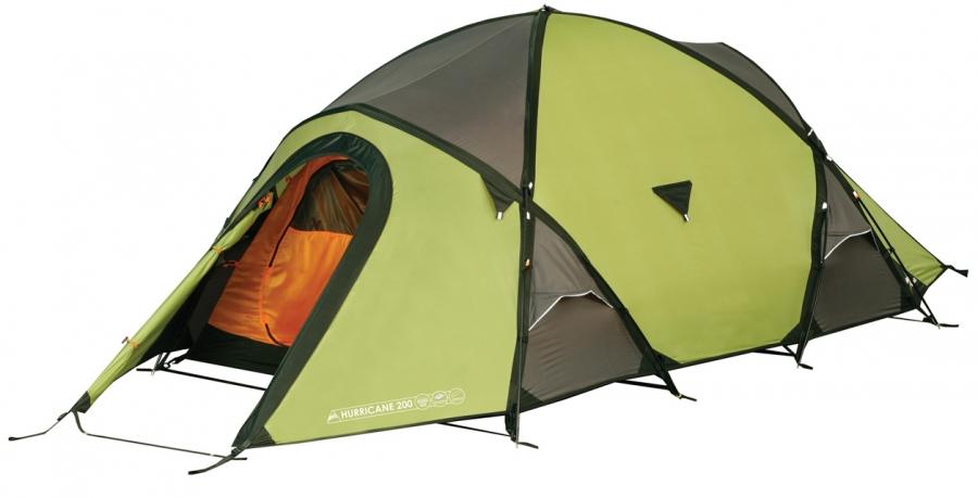 Vango Hurricane 200 tent reviewed