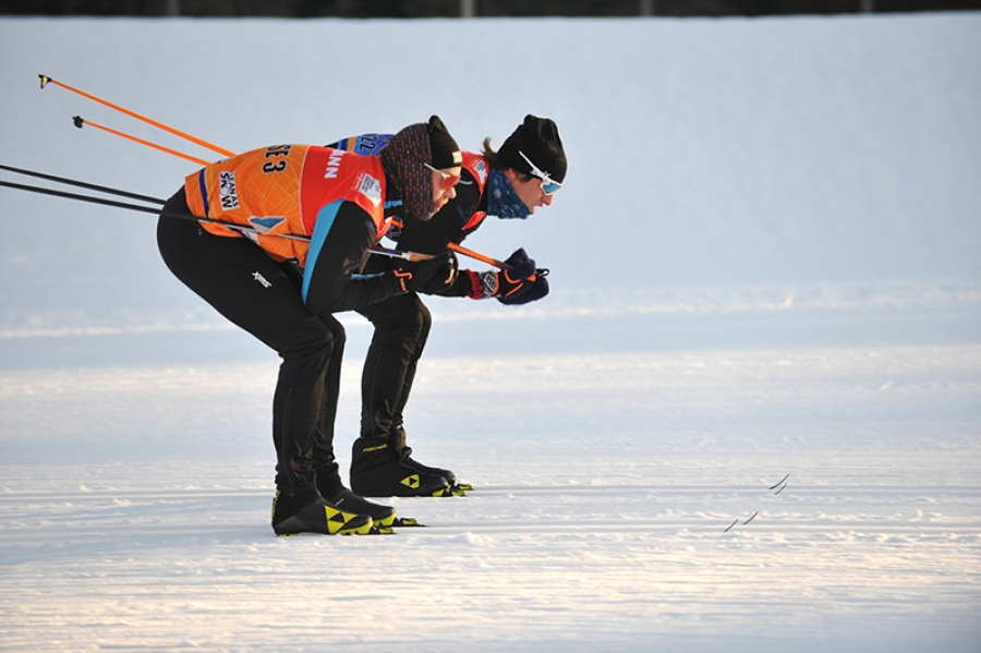 Kick 'n' Glide - Great Britain Nordic Ski team at Lillehammer World Cup in images