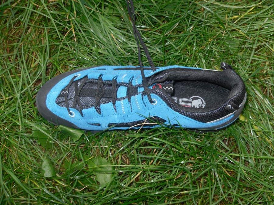 Mammut Redburn Pro approach shoe Reviewed