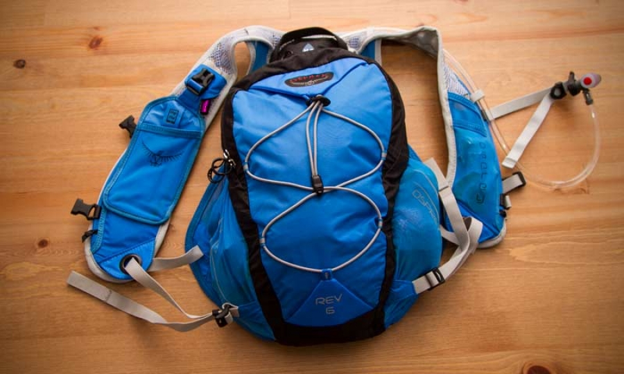 Osprey Rev 6 hydration pack tested and reviewed