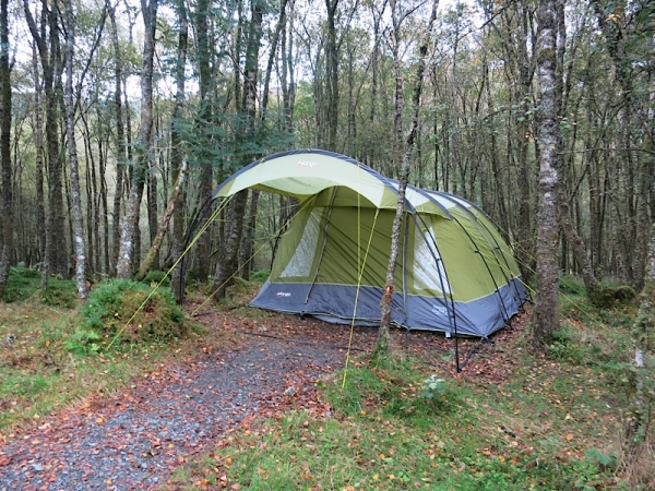 Tested & Reviewed: Vango Calder 500 Tent
