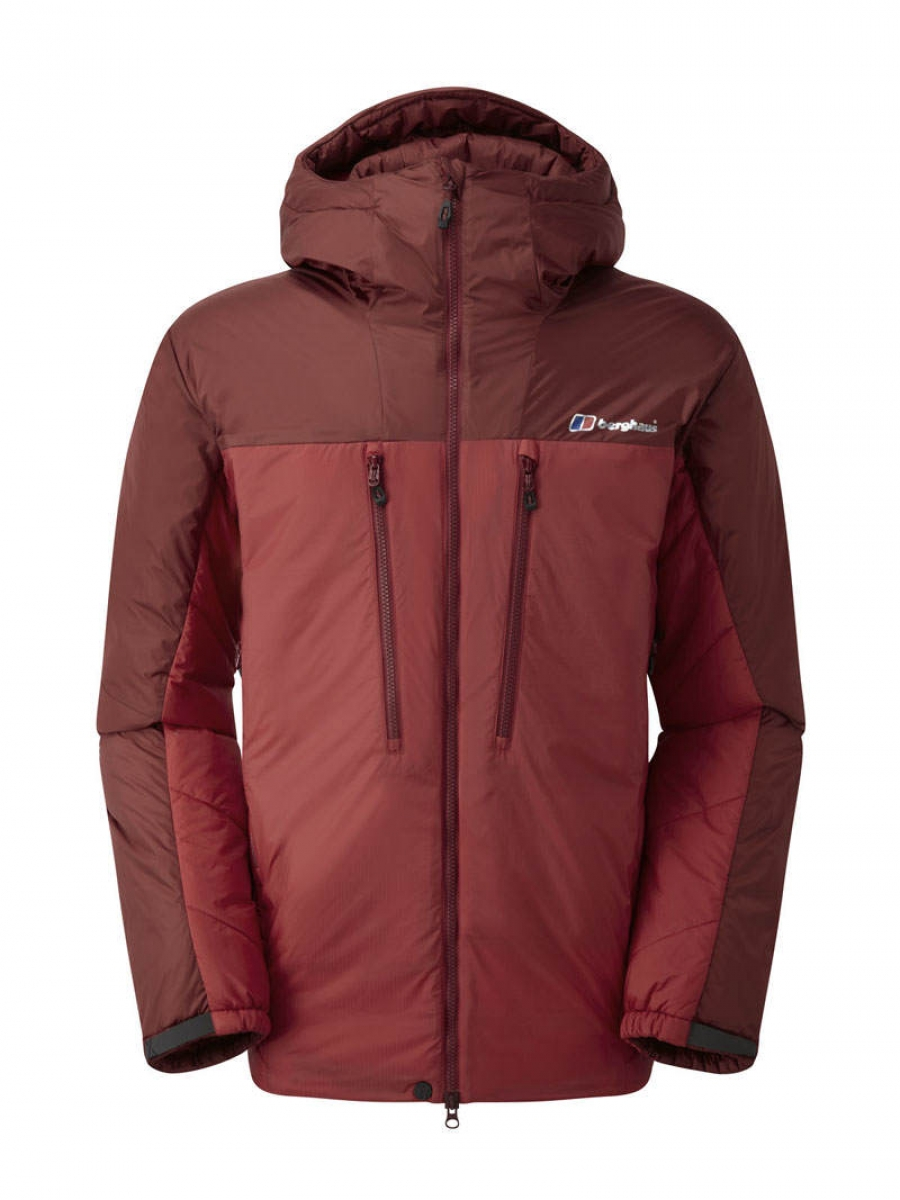 Berghaus Extrem 7000 Belay Parka – winter warmth for climbers