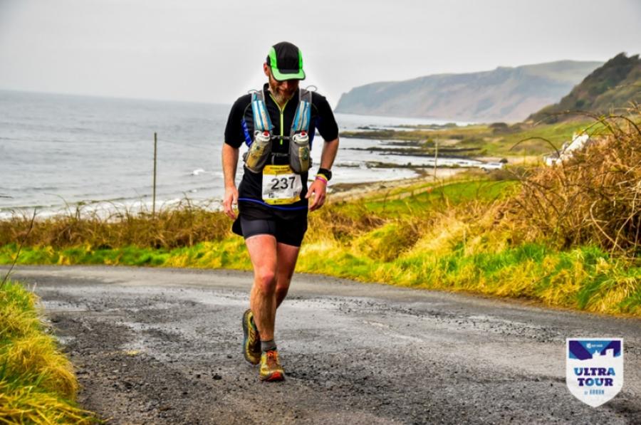 Running the Ultra Tour of Arran 2018 - Ward Linney