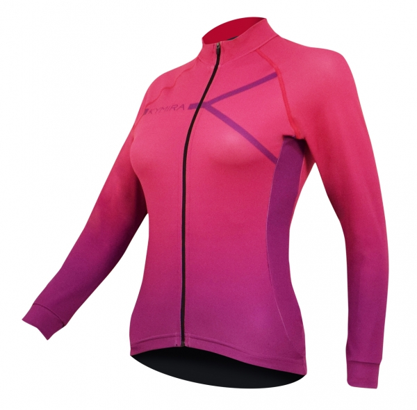 Kymira Sport launches its new winter Cycling Wear