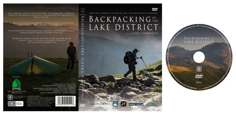 Backpacking in the Lake District with Chris Townsend review
