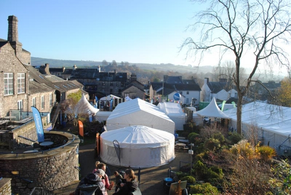 Kendal Mountain Festival - Lowe Alpine Yurt timetable announced
