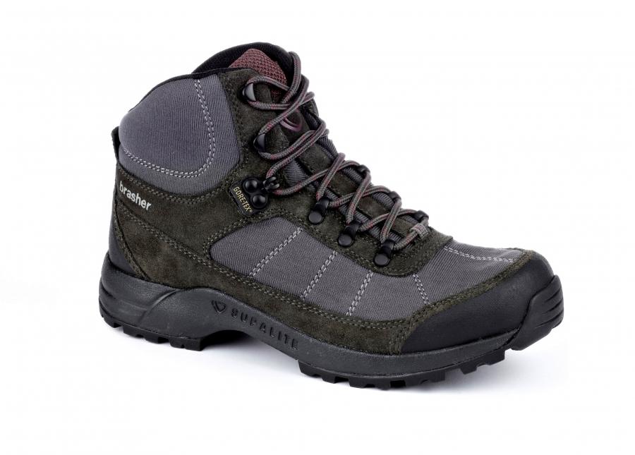 Brasher Women's Supalite Active GTX walking boots Reviewed