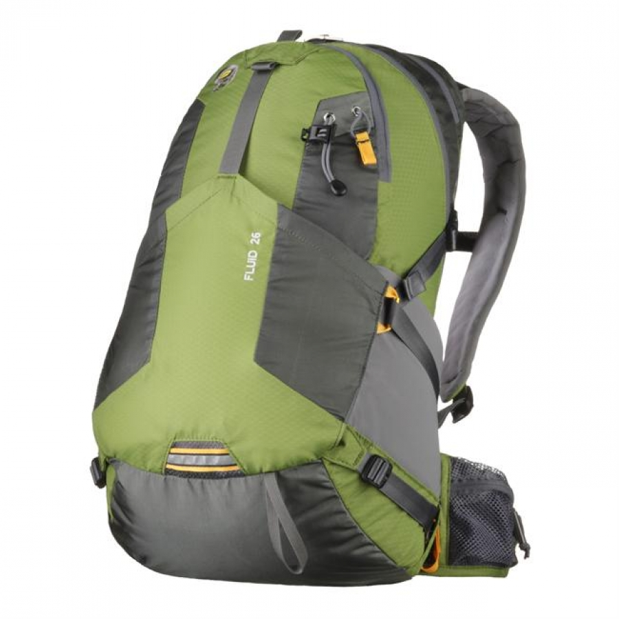 Mountain Hardwear Fluid 26 Reviewed