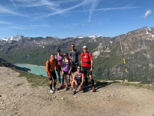 Running up that hill - trail running Switzerland's Valais with the pro's Part 2
