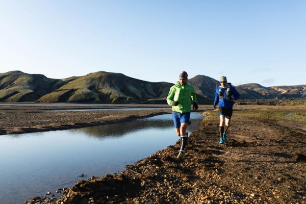 The Great Norse Run - 19 people run the first ever multi-marathon across Iceland