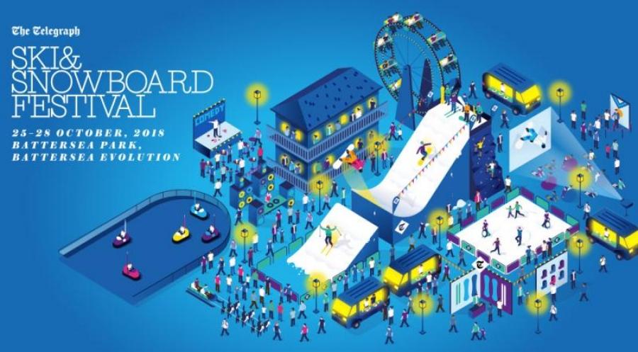 Telegraph Ski &  Snowboard Festival turns 45