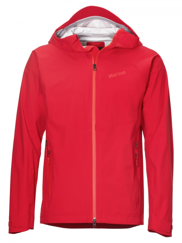 New for Spring/Summer Marmot's Keele Peak Jacket with Pertex Shield Pro