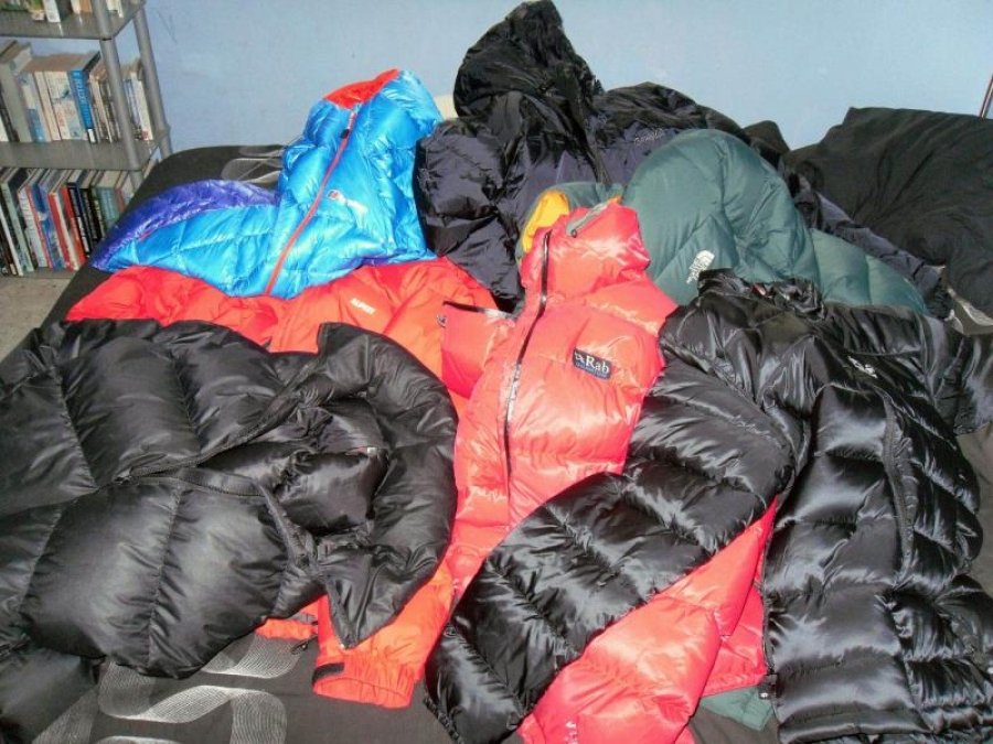 Down Time - What you need to know before you buy your down jacket