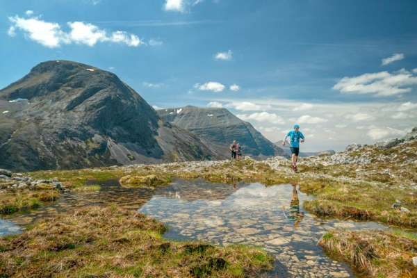 Ultra runners prepare for return of racing in the far north west of Scotland