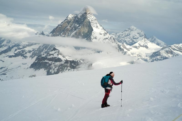 Women in the Alps 150 years after Lucy Walker's iconic Matterhorn ascent