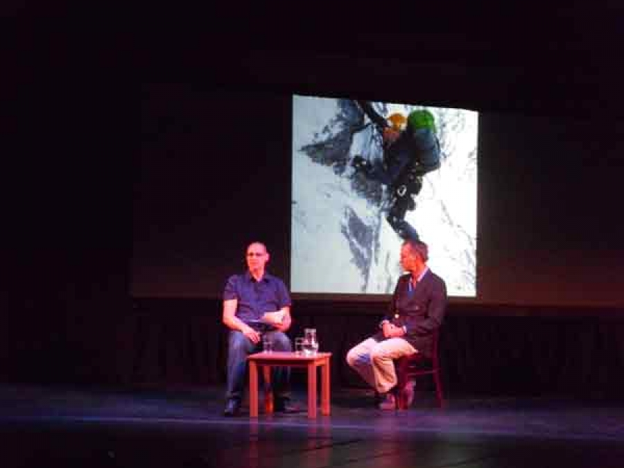 Everest, the Eiger and More - An audience with Sir Ranulph Fiennes