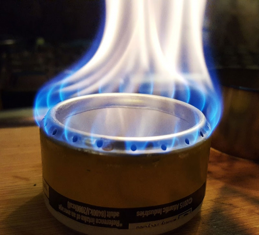 Stormin' Norman's ultralight stove long term test and review
