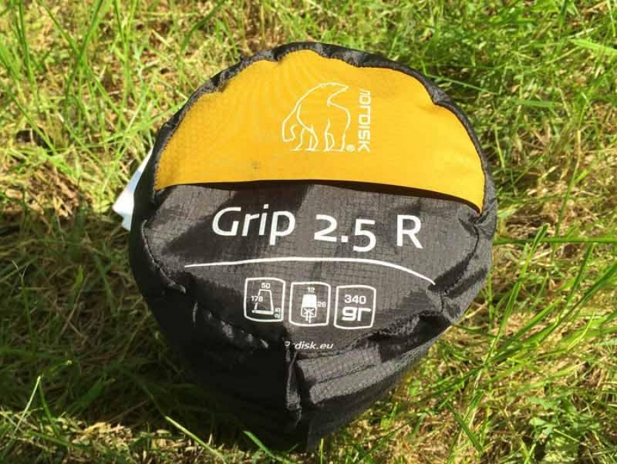 Nordisk Grip 2.5 self-inflating mat tested and reviewed