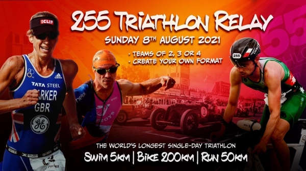 255 Triathlon Launches Relay Format
