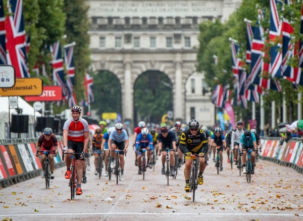 Prudential RideLondon partners with Thames Water to become Single-use plastic Water bottle free