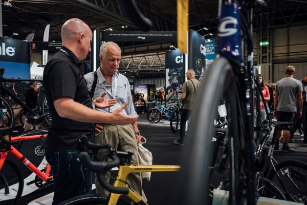 Tickets Live for The Cycle Show and London eBike Festival powered by Shimano Steps 2021