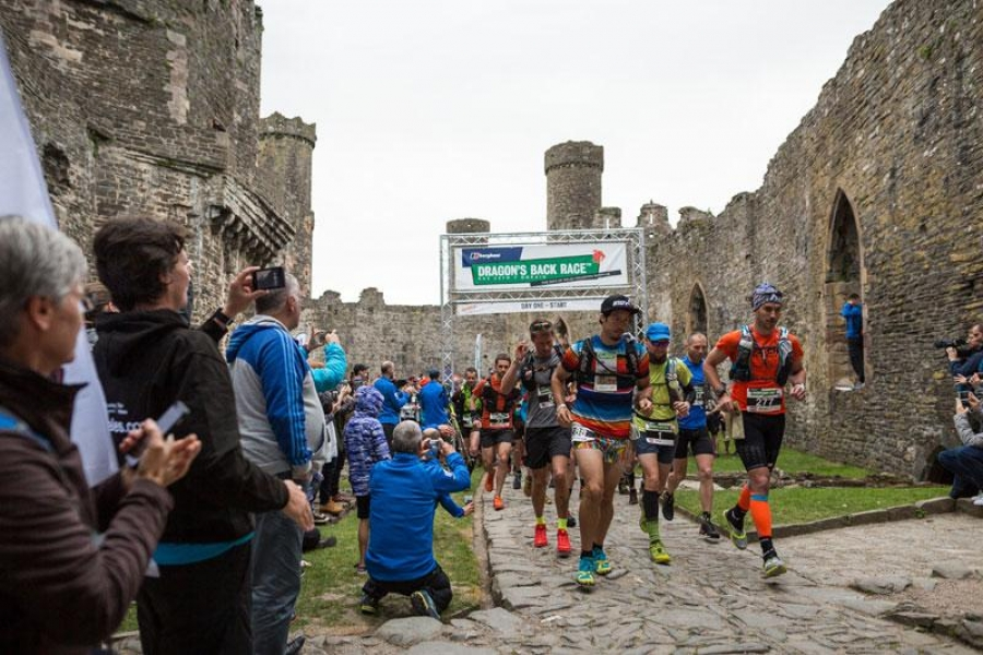 World's toughest mountain race starts in Wales