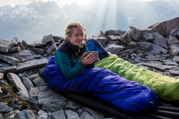 Women's Rab Neutrino Endurance 400 Sleeping Bag tested and reviewed