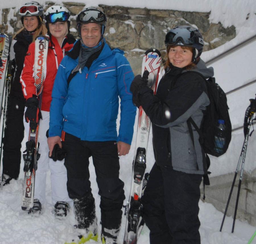 Eider Solden 3 ski jacket tested and reviewed