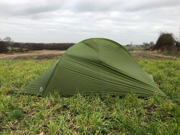 Vango Force 10 Arete tested and reviewed