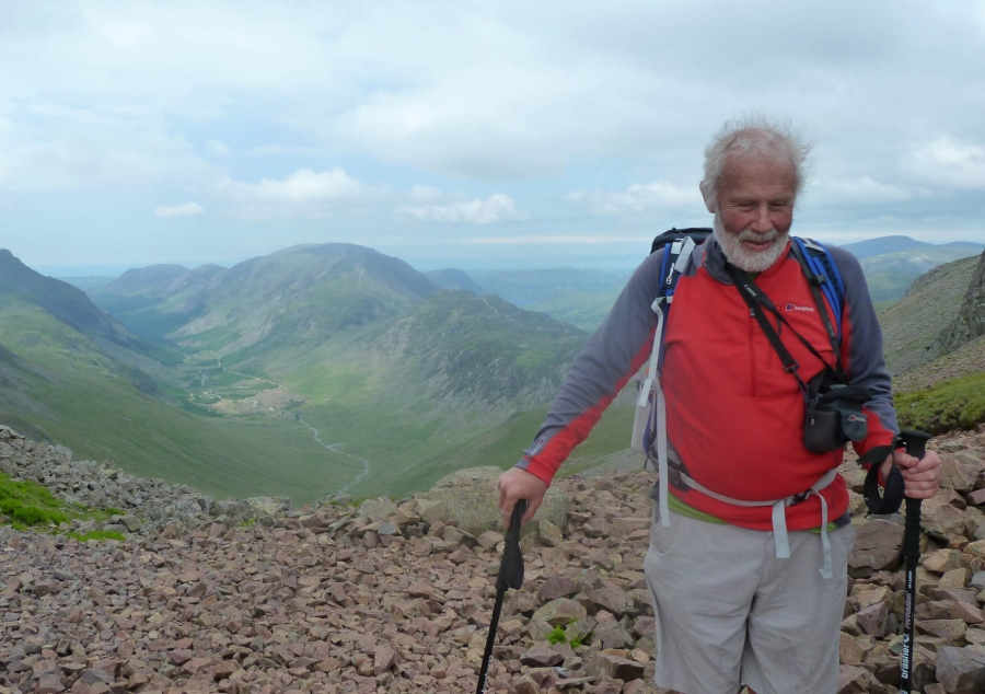 Sir Chris Bonington to receive lifetime Piolet d'Or