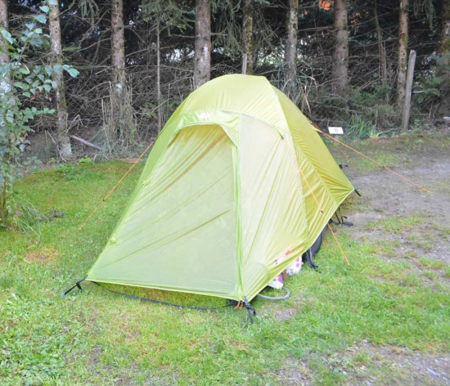 Vango Force 10 Argon 2 tested and reviewed