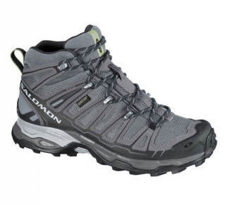 Salomon Women's X Ultra Mid GTX walking boots Reviewed